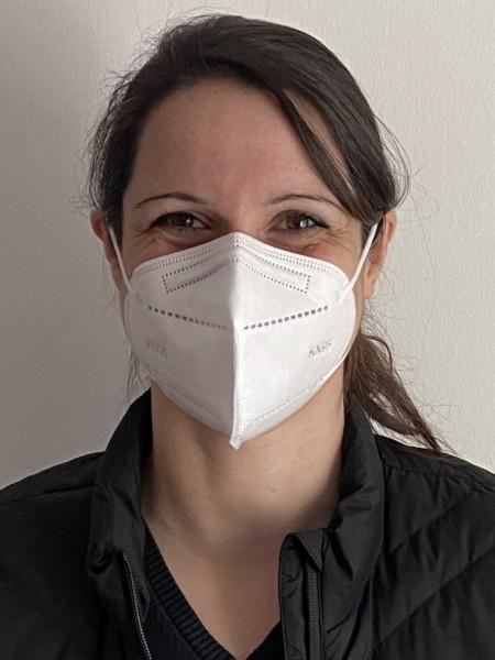 Schutzmaske KN95 *zertifiziert & CE EN
