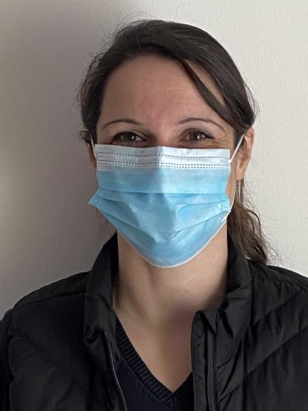 Med. Schutzmaske *zertifiziert & CE EN