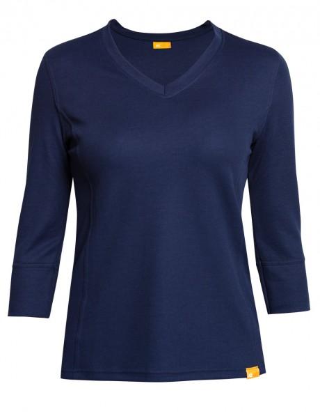 UV T-Shirt Damen 3/4 Arm Fabrikat IQ UV